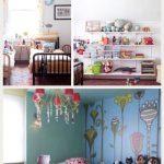 可愛いインテリアのお部屋の画像