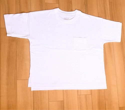 白いTシャツの画像2