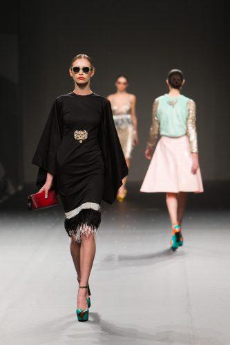 ファッションモデルの画像
