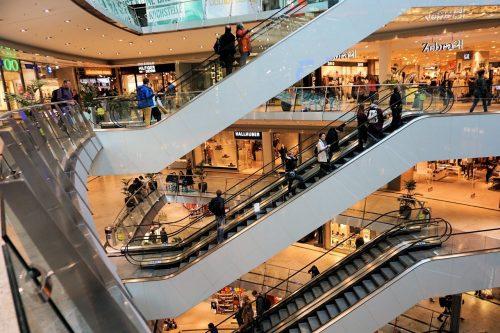商業施設の画像
