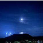 月の道の画像