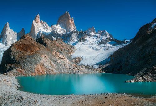 パタゴニア 自然の景色の画像