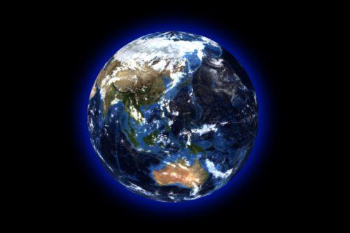 地球の画像